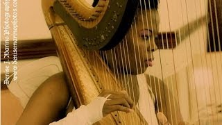 "SSF 2014 Featured Harpist Crystal ""Lady Of Harp"" Sawyer"
