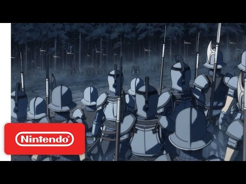 Видео № 0 из игры Fire Emblem Echoes: Shadows of Valentia - Limited Edition [3DS]
