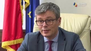 Ministrul Energiei: Putem primi 600 de milioane de euro prin PNRR pentru a extinde reţelele de gaze