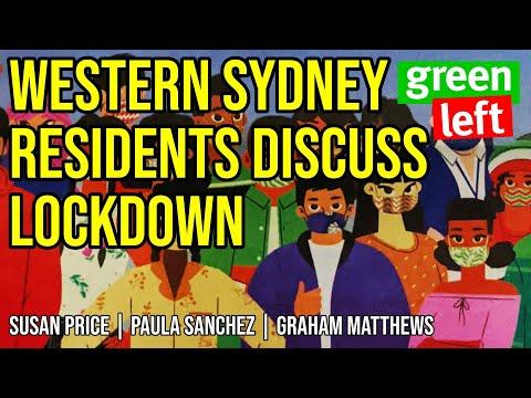 Western Sydney residents discuss lockdown   Green Left Show #16