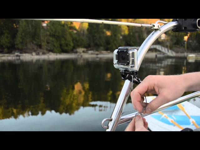 Sailboat Mount: GoPro Tips and Tricks