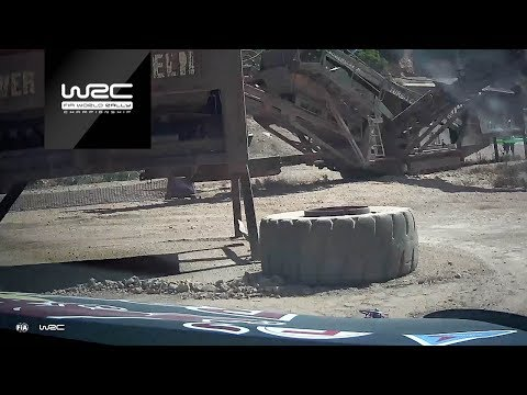 WRC - Rally Italia Sardegna 2019: Shakedown ONBOARD Ogier