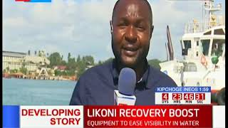 Kenya Navy acquire new equipment to aid in recovery boost in Likoni