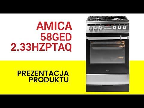 Kuchnia Amica 56gce333zptaavrx смотреть онлайн на Hahlife