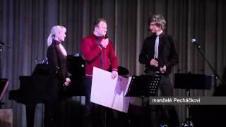 Video Koncert Ježíšek pro Erika - Hudba pomáhá