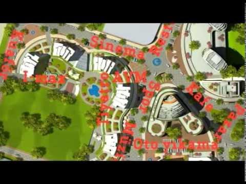 Arterium Alışveriş Caddesi ve Residences Videosu