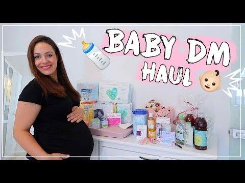 XXL DM Haul Baby • Erstausstattung Pflege • Wickeltisch & Wochenbett • Maria Castielle