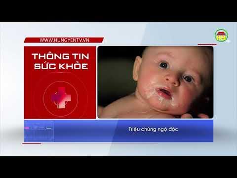 Cách cứu sống trẻ khi bị ngộ độc.