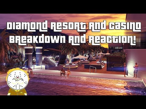 GTA Online Diamond Resort And Casino Reaction And Newswire Full Breakdown