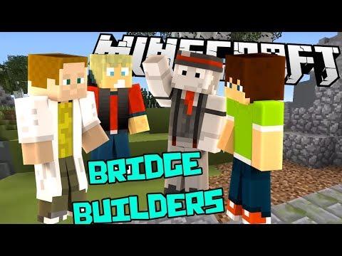 Stavíme další most! Bridge Builders [Minecraft]