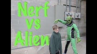 Nerf vs Alien