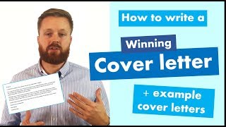 How to write a cover letter + 6 examples [Get your CV noticed]