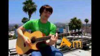 Drake Bell Guitar Lesson No. 1