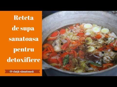 Dieta de detoxifiere colonică