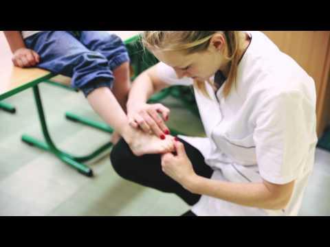 Ortopedichne VZUTTYA dla dіtey koślawego hocked