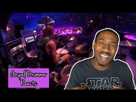 "Gospel Drummer Reacts: Danny Carey   ""Pneuma"" by Tool (LIVE IN CONCERT)"