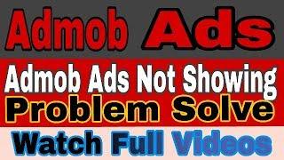 Thunkable | Kodular | Appybuilder | Admob Ads Not Showing problem