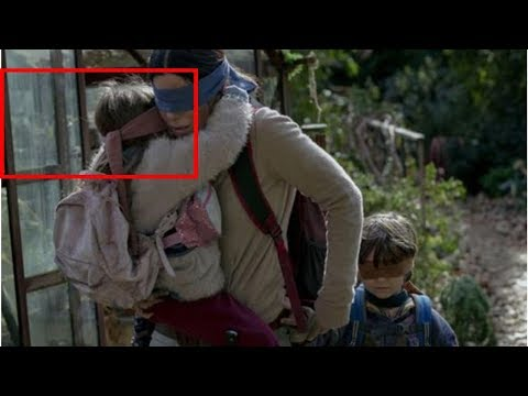 Bird Box on Netflix showed the monsters TWICE: Did you spot THIS?