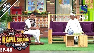 The Kapil Sharma Show  दी कपिल शर्मा शो–Ep 48–Anna Hazare In Kapils Show–2nd October 2016