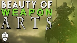 The Beauty of Weapon Arts