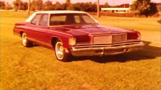 1977 Dodge Royal Monaco Promo Comparison vs.  Chevy Caprice & Ford LTD  (Blues Brother Movie)