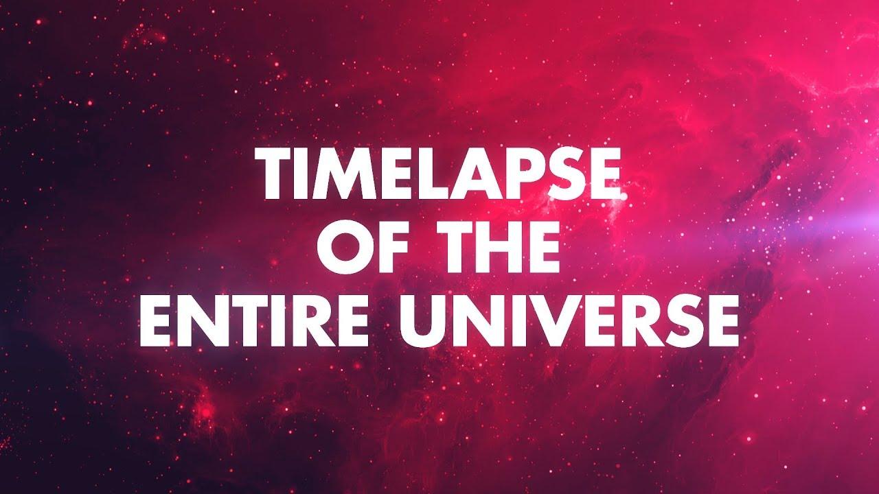 Este impresionante video resume la formación de todo el universo y la Tierra en 10 minutos