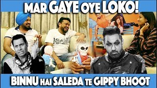 Mar Gaye Oye Loko - Gippy Grewal | Karamjit Anmol | Gurpreet Ghuggi | Interview | DAAH Films