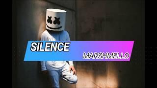 Silence [ESPAÑOL INGLÉS] Marshmello Ft. Khalid (Lyrics + Subtitulada)