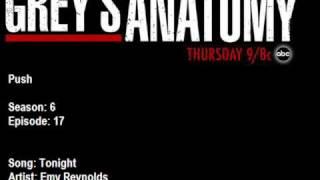 Emy Reynolds - Tonight
