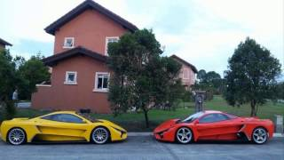 factor aurelio supercar philippines