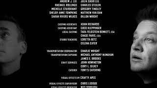 end credits from movie tag