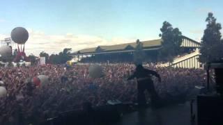 AVICII BALLOON MOMENT STEREOSONIC MELBOURNE 2011 LEVELS