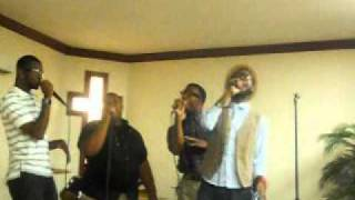 Get Right Church(live)- Hasan Green & F.O.G.