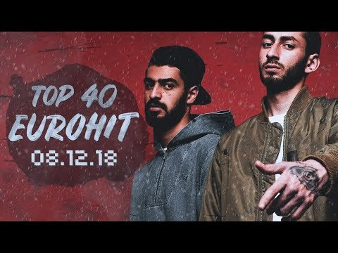 ЕВРОХИТ ТОП 40 | ХИТ-ПАРАД ЗА НЕДЕЛЮ ОТ 8 ДЕКАБРЯ 2018 | ЕВРОПА ПЛЮС | EUROPA PLUS