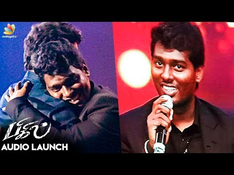 "Haters says ""I Copy"" & ""Beautiful Wife""... - Atlee's emotional reply 