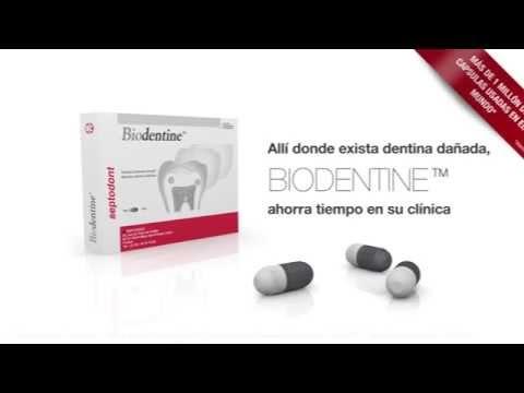 3 razones para usar Biodentine