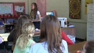 Element 6 Proficient   Middle School ELA
