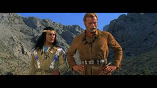 The Treasure of the Silver Lake  Winnetou & Old Shatterhand ENGLISH HD. film by Karl May
