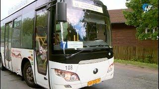 В автобусах на маршрутах 7 и 7А теперь объявляют остановки еще и на английском языке