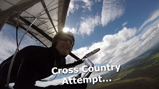 HANGGLIDING - Cross Country Highs And Lows! Featuring Steve Penfold