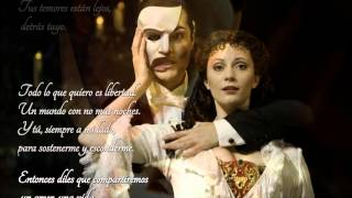 """All I ask of you"" - Josh Groban & Kelly Clarkson - Trad.Castellano - HD"