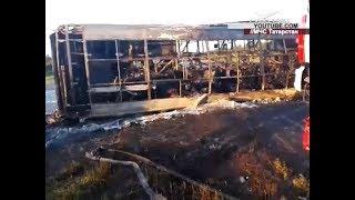 В ДТП в Татарстане погибли 4 детей