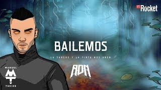 Bailemos   MTZ Manuel Turizo & Sech | Video Letra