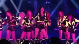 SNSD -  BAD GIRL   2nd Japan Tour