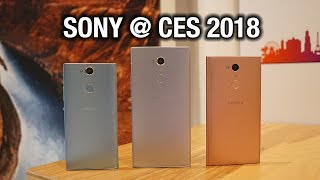 Sony Xperia XA2, Sony Xperia XA2 Ultra and Sony Xperia L2 hands-on!