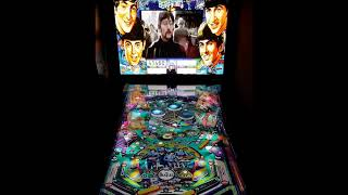Download The Beatles Visual Pinball X in 4K VPX Table (no