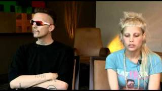 Interview de N&¥ avec South African Zef Crew - 2011