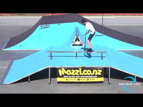 Dylan King - New Zealand ASA Scooter Nationals - Opens