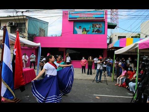"""Inauguran el Primer Centro de Atención para Personas con Adicciones """"Valentín Méndez"""" en Managua"""