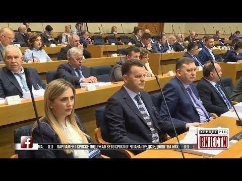 Vijesti u 16:30 h (27.02.2020. godine) (VIDEO)